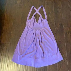 Marc by Marc Jacobs Purple Knit Midi Dress